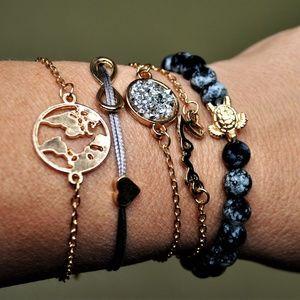 Bracelet Set of 5 - Brand New!